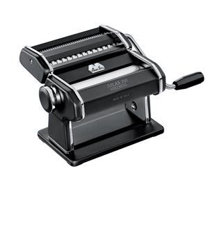 Schwarze Marcato Nudelmaschine