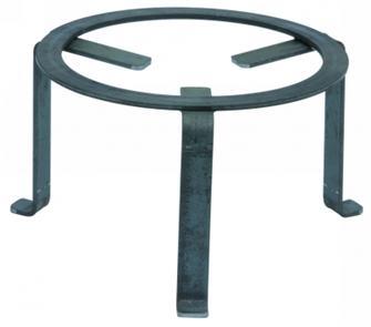 Runder Kamin-Dreibeinständer 40cm