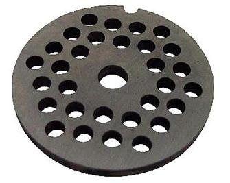 Lochscheibe 4,5mm für manuellen Fleischwolf Nr. 8