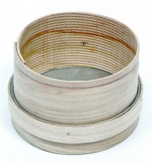 Sieb (15 cm) für weißes Mehl T55