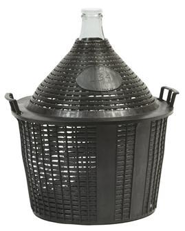 Glasballon, 34 Liter