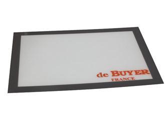 Backmatte aus Silikon, zum Backen und Einfrieren, 30x40 cm