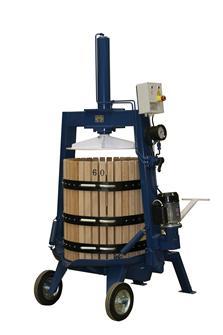 Elektrohydraulische Presse, 212 Liter