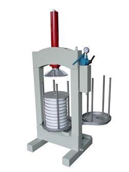 Manuelle hydraulische Olivenpresse, 30 kg/h
