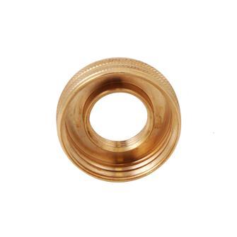 Mutter für Behälter mit 6 cm Durchmesser Ausgang 26/34 für Wasserhahn