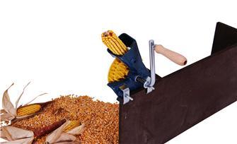 Maisrebler mit Handkurbel
