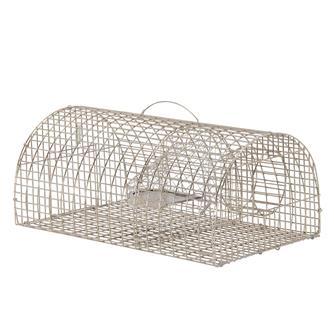 Halbrunde Käfigfalle für Ratten