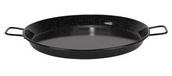 Emaillierte Paellapfanne 50cm