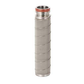 Kartuschen, Edelstahl, 50 Mikrometer für Filter