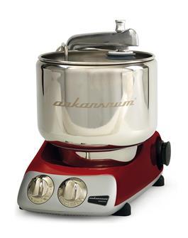 Schwedische Multifunktions-Küchenmaschine, rot