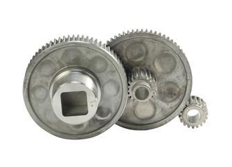 Série d´engrenages acier pour moteur 500, 600 et 1100 W Tom Press par Reber