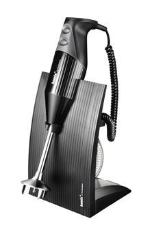 Stabmixer Bamix Swissline 200W, schwarz