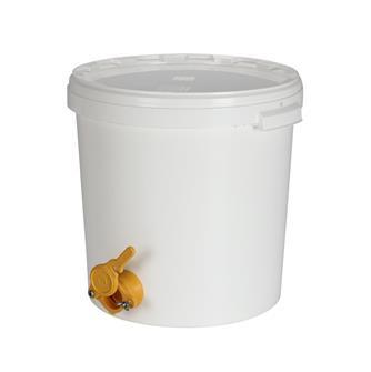 Abfüllbehälter 31 kg aus Kunststoff