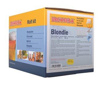 Malzpaket Blondie für 20 Liter Bier