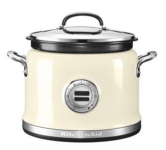 Multi cuiseur inox 12 fonctions beige