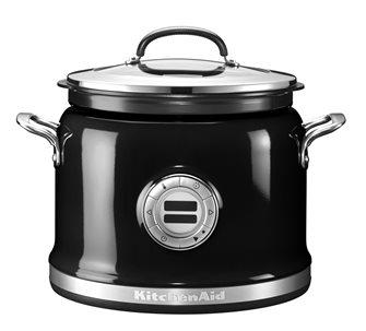 Multi cuiseur inox 12 fonctions noir