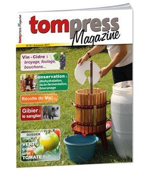 Tom Press Magazine été 2017
