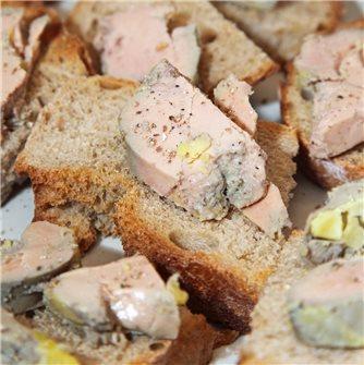 Foie gras : quel pain choisir ?