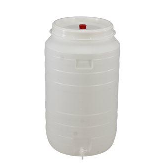 Gärbehälter aus Kunststoff, 210 Liter