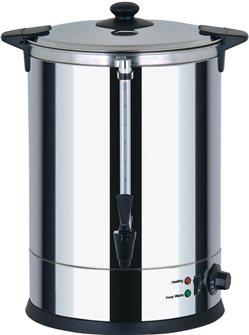 Getränkespender 10 Liter für heißes Wasser, Glühwein, heiße Getränke