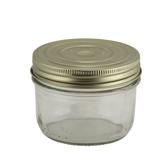 Einmachglas Familia Wiss® 350 g mal 6
