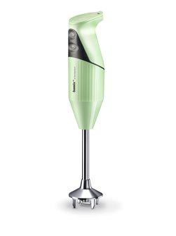 Stabmixer Bamix Swissline 200W, Minzgrüne Farbe