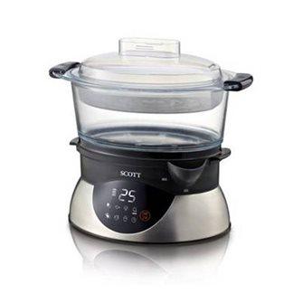 Cuiseur à vapeur et yaourtière