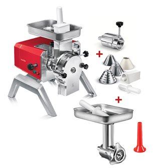Professionelle Allzweck-Küchenmaschine Tre Spade