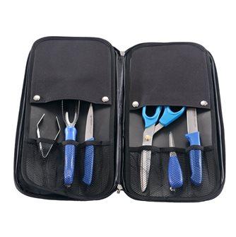 6er-Set Messer für Fisch von Tom Press französische Herstellung
