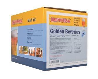 Malzpaket Golden Beverius für 20 Liter