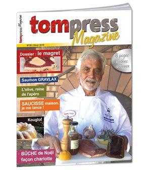 Tom Press Magazine hiver 2019
