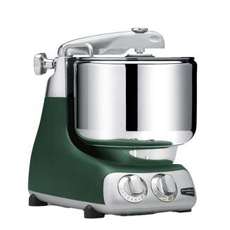 Schwedische Multifunktions-Küchenmaschine, tannengrün