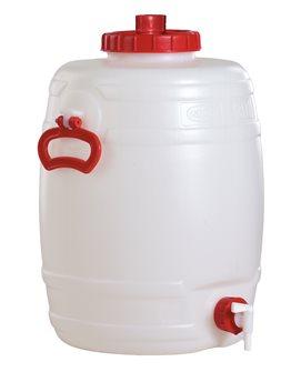 Zylindrisches Fass, 30 Liter