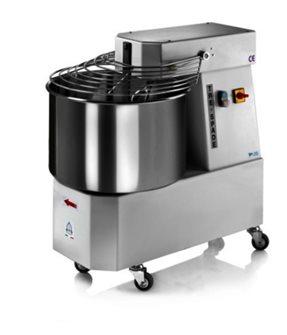 Elektrische Bäckereiknetmaschine mit 47-Liter-Edelstahlkessel